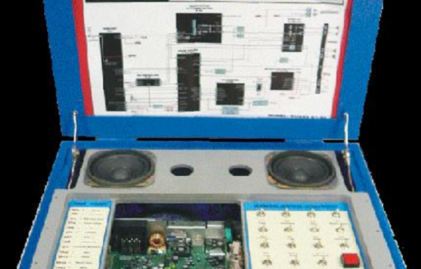 AM-FM Radio Trainer Model ETR 043