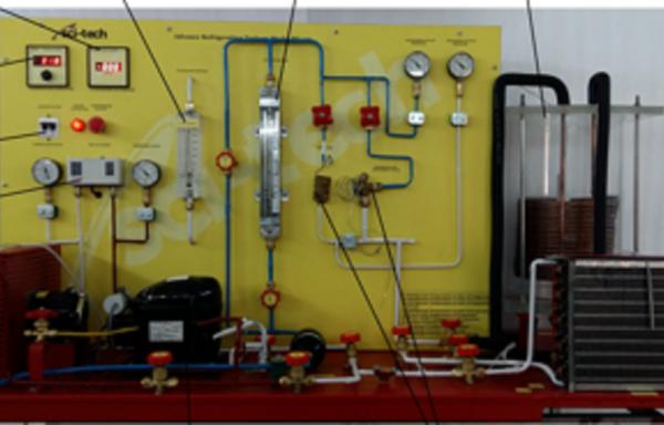 Advanced Refrigeration Trainer Model RAC-008