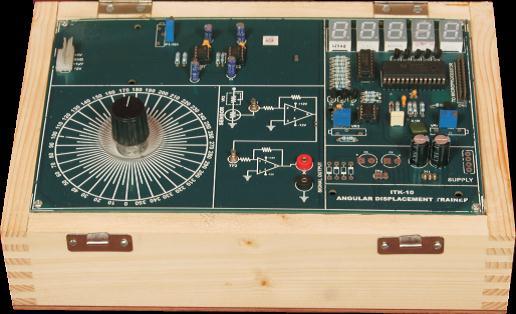 Angular Displacement Kit Model PCT 004