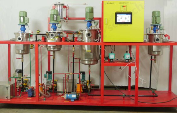 Bio Gas Plant BSG 014