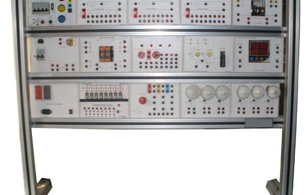 Building Energy Management System Trainer Model ELTR 003
