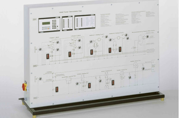 Building Automation in Heating & Air-conditioning Model RAC 088