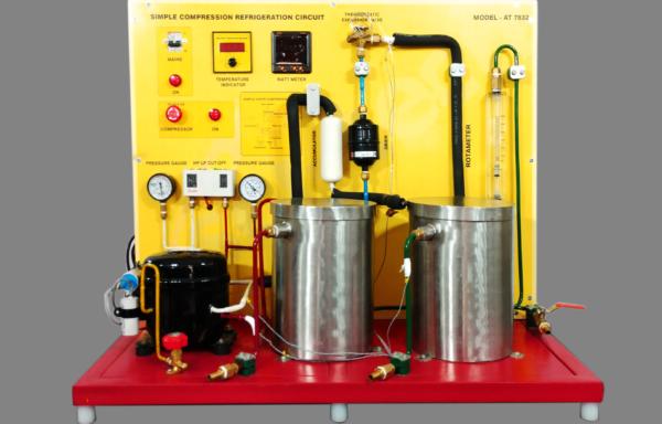 Refrigeration Compression Circuit Model RAC 087