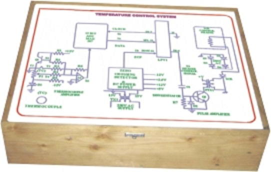 Control System & Analyses Trainer Model PCT 009