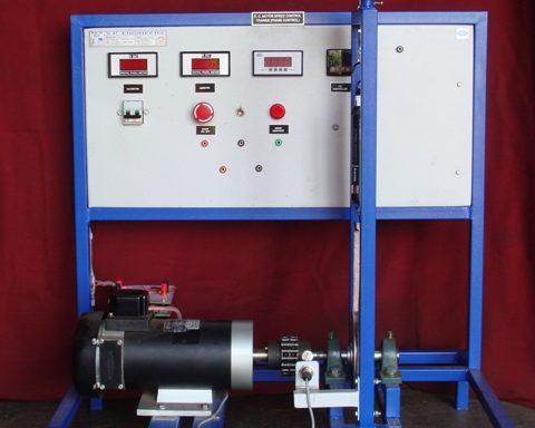 D. C. Motor Control Trainer Model PCT 013