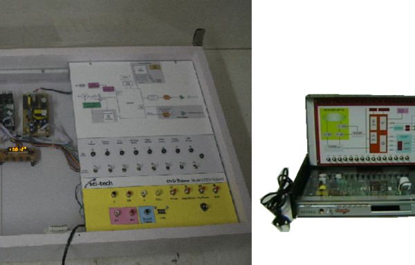 DVD-CD Trainer Model ETR 021