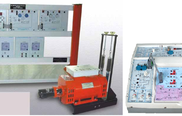 POWER ELECTRONICS APPLICATIONS TRAINER MODEL ETR 037