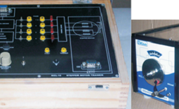 Stepper Motor Control Trainer Model ETR 034