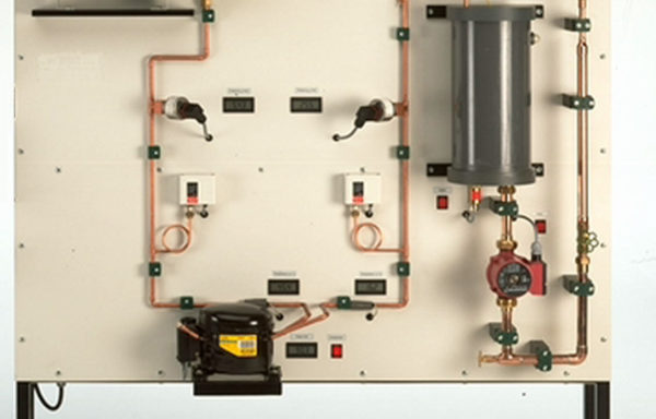 Refrigeration Circuit with Variable Load Model RAC 089