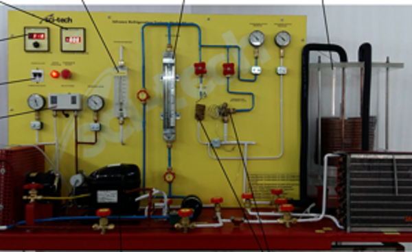 Reverse Cycle Refrigeration & Air-Conditioning Model RAC 009