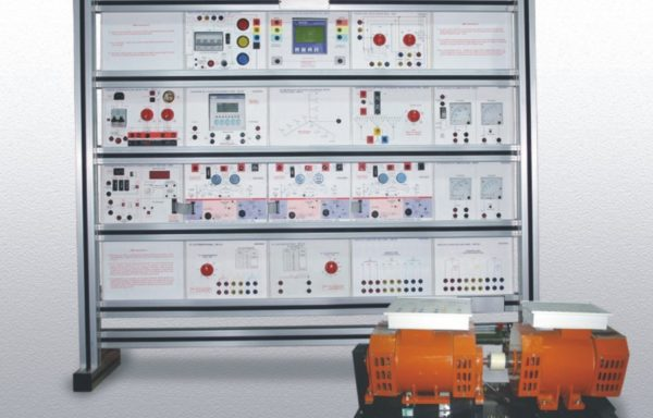 Servo Machines Test Bench Model ELTR 029