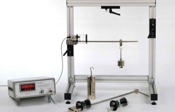 Strain Gauge Training System Model MT 015