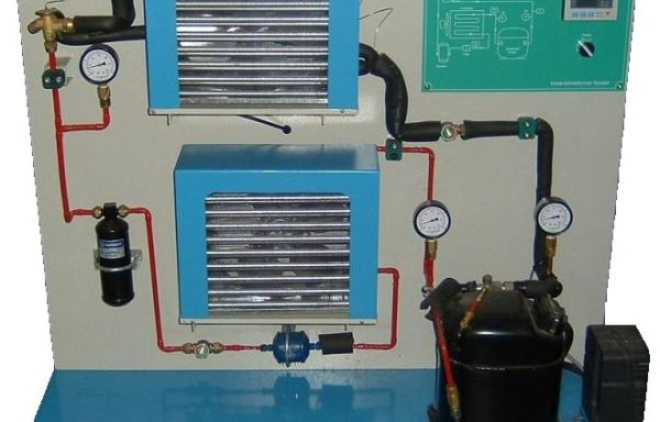 Table Top Refrigeration Trainer Model RAC 006