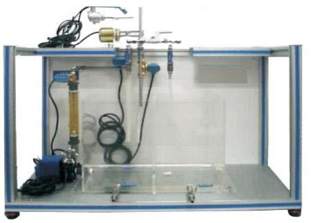 Temperature Regulation & Control Trainer Model PCU 056