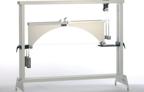 Three Hinged Arch Model MT 043