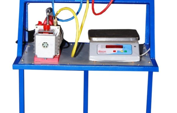 Vacuum and Recharge Station Model RAC 067