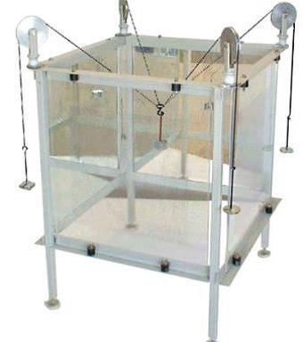 Three Dimensional Equilibrium Apparatus Model MT 084