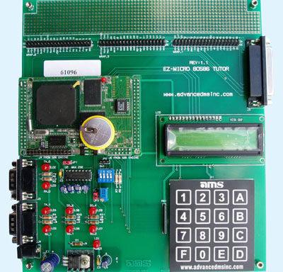 80586 Micro-Processor Trainer Model MICRO-586 (Uses Pentium 80586)