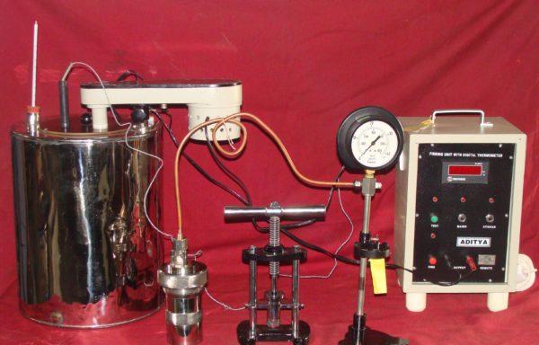 Bomb Calorimeter Model TH 101