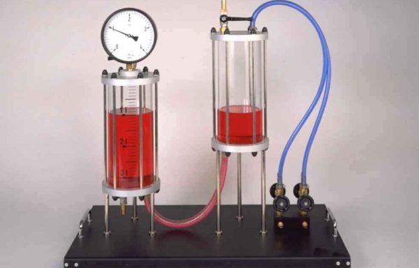 Boyle's Law Demonstration Apparatus Model TH-069