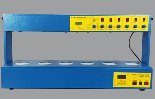 Flocculation Test Demonstrator Model FM 061
