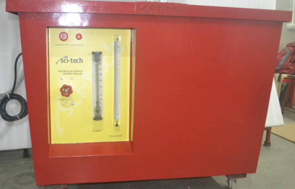 Hydraulic Bench For Fluid Mechanics Experiments Model FM 100F