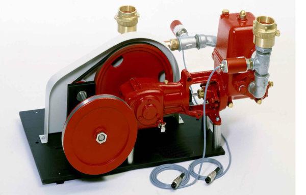 Reciprocating Pump Apparatus Model FM 90