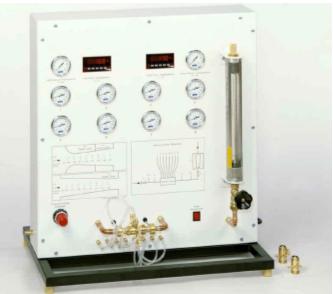 Pressure Distribution Nozzles Apparatus Model FM 91