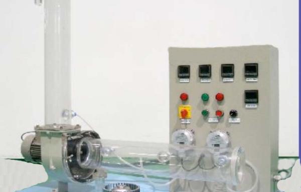 Centrifugal Compressor Demonstration Apparatus MODEL FM 98