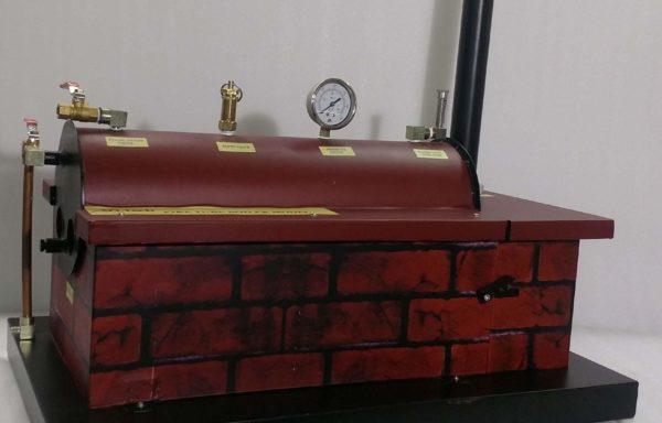 Fire Tube Boiler Model THC 012