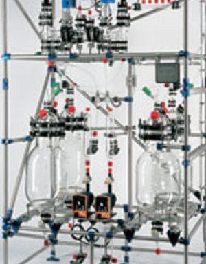 Liquid – Liquid Extraction Unit Model TH-044