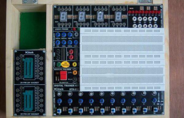 DIGITAL/ANALOG TRAINER KIT MODEL DTK-01C