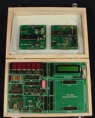 UNIVERSAL EMBEDDED TRAINER KIT Model E89-03