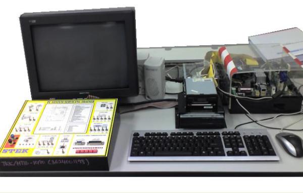 PC Servicing Trainer Model PCST -02