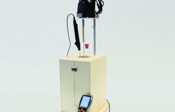 Heat of Hydration Calorimeter with High Resolution D. Th. SCTCM-0347
