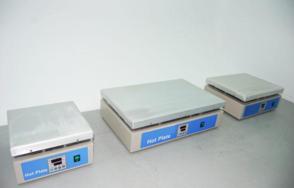 Digital Hot Plates SCTD-1400, SCTD-1402, SCTD-1403, SCTD-1405 & SCTD-1410