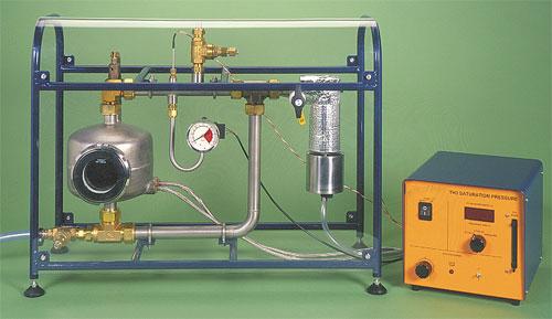 Saturation Vapour Pressure Apparatus Model TH 096