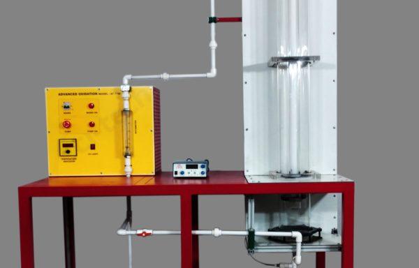 Advanced Oxidation Process Apparatus Model TH 125