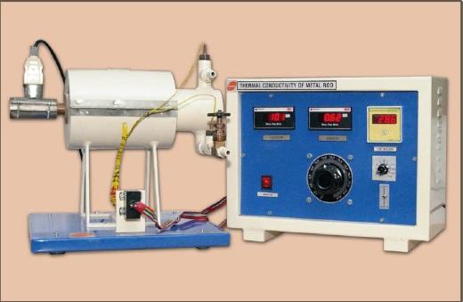 Thermal Conductivity of Metal Bar Apparatus Model TH 007