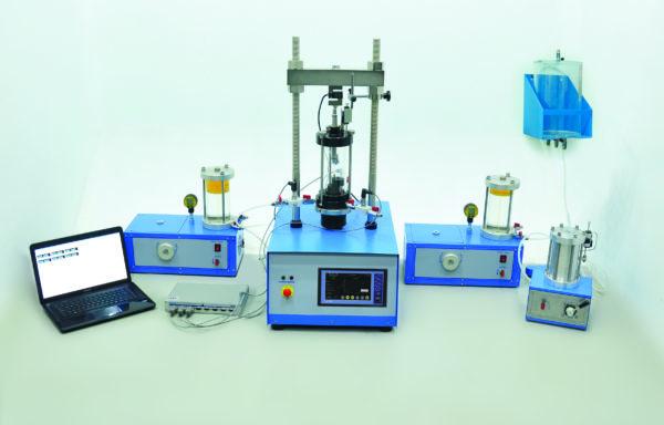 Triaxial UU-CU-CD Test Systems