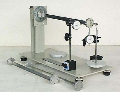 Unsymmetrical Cantilever apparatus Model 064