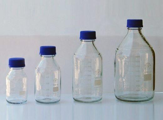 Graduated Impurites Test Bottles SCTGG-1700, SCTGG-1705, SCTGG-1710, SCTGG-1715 & SCTGG-1720
