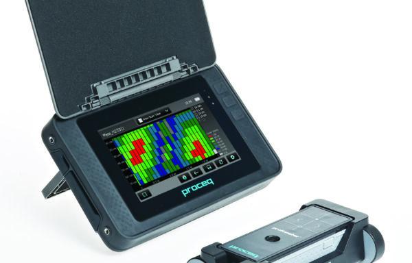 Profometer PM-630 Rebar Detector SCTC-2092