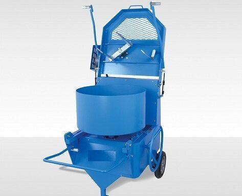 Concrete Mixer Pan Type SCTC-0750, SCTC-0751 & SCTC-0752