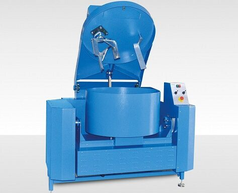 Concrete Mixer with Double Acting SCTC-0762