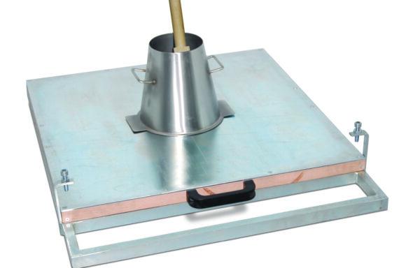 Concrete Flow Table Test Set SCTC-0510, SCTC-0512 & SCTC-0513