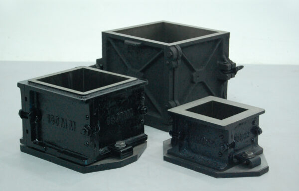 Cube Moulds SCTC-0810, SCTC-0812, SCTC-0815, SCTC-0820, SCTC-0821, SCTC-0825, SCTC-0408, SCTC-0410, SCTC-0412B.E,  SCTGH-1605, SCTGH-1695 & SCTGH-1645