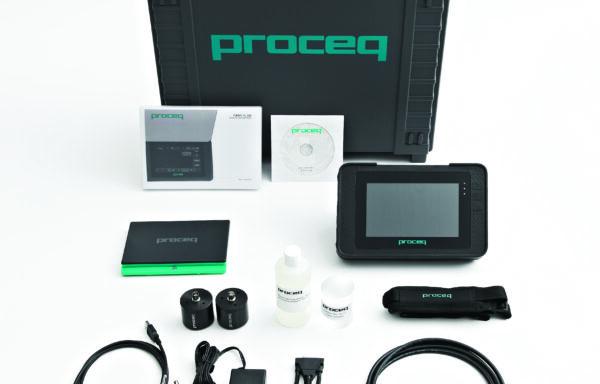 Pundit Lab. Ultrasonic Pulse Velocity Tester SCTC-3050, SCTC-3055, SCTC-3060 & SCTC-3065